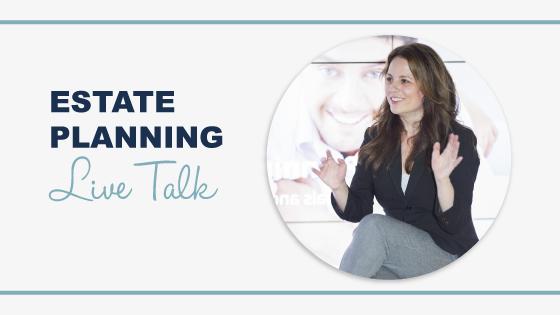 Live Estate Planning Talk
