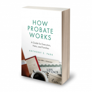 How Probate Works Cover 3D