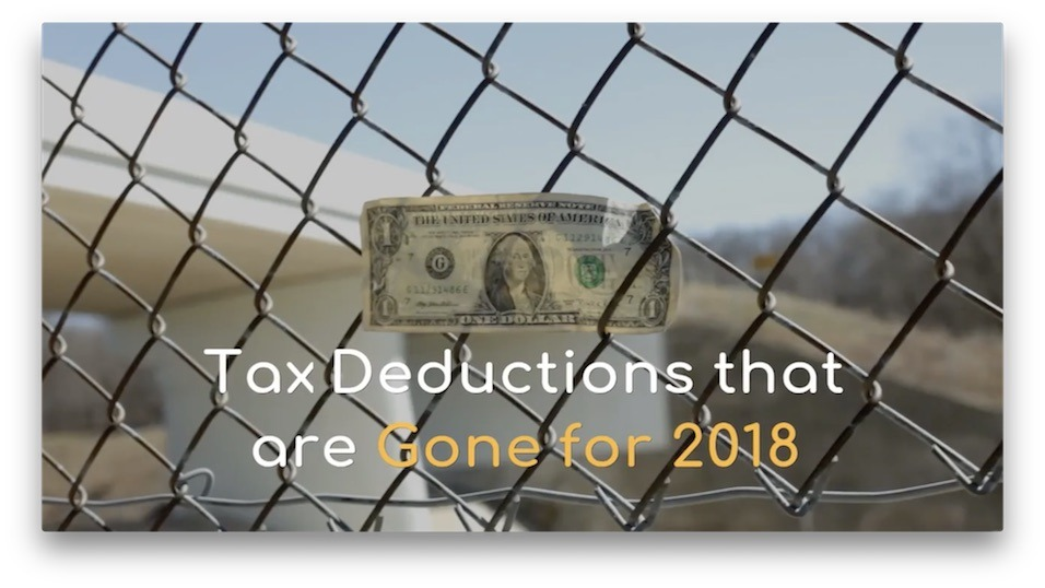 E65 Tax Deductions that are Gone for 2018 956x 538 blog