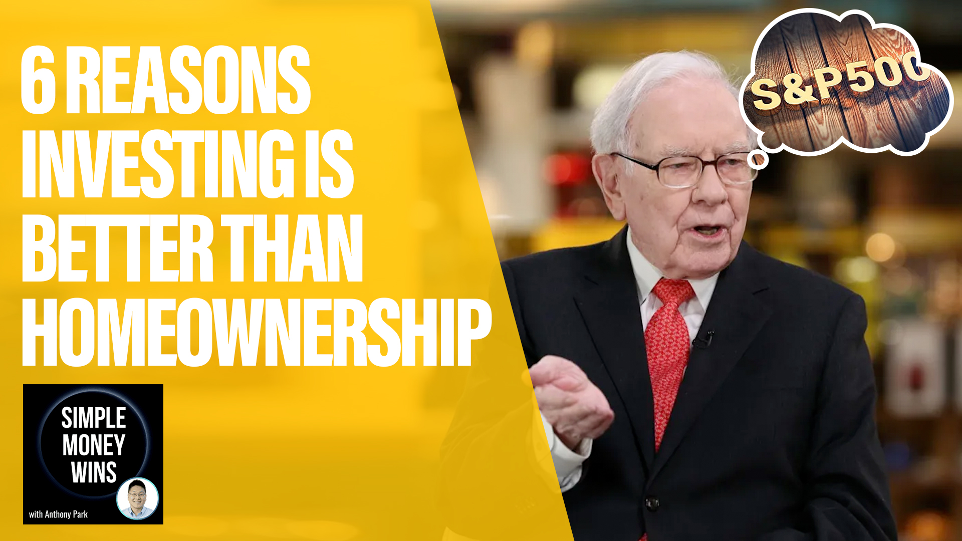 E103 6 Reasons Investing is Better than Homeownership