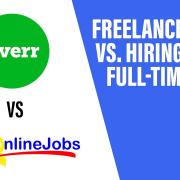 E94 Freelancers vs. Hiring a Full-time VA youtube