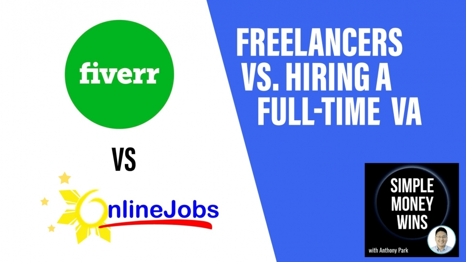 E94 Freelancers vs. Hiring a Full-time VA youtube