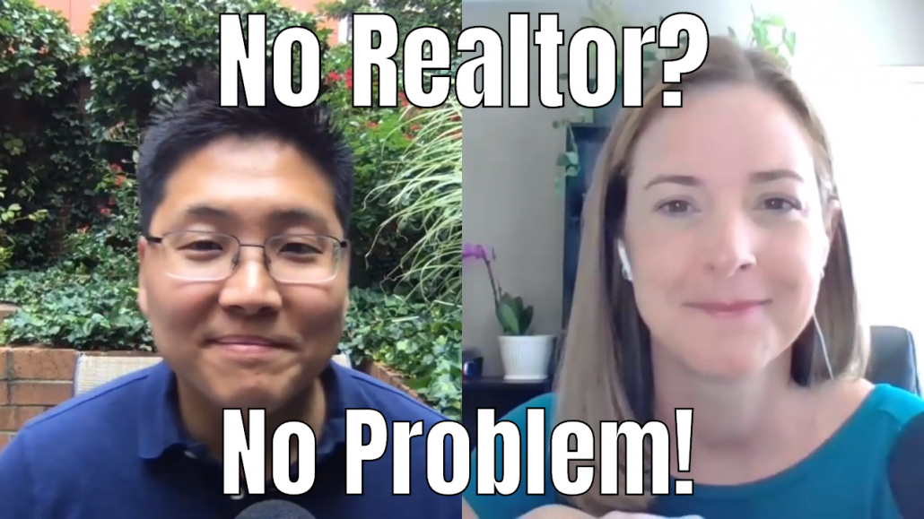 E116 When Buying a House Without a Realtor    | Anthony S