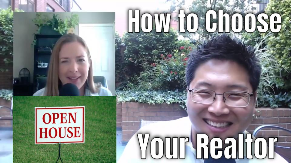 E123 How to Choose Your Realtor