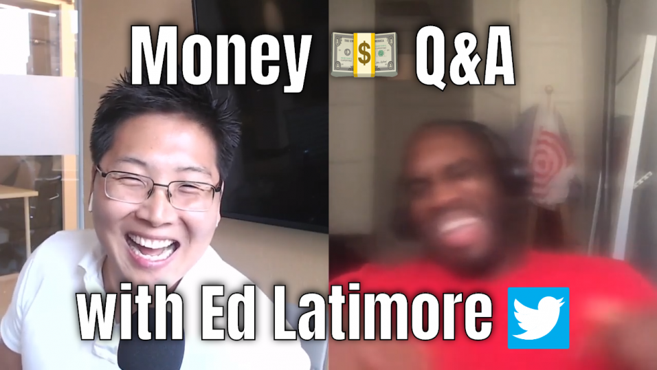 E124 Ed Latimore Answers Money Questions
