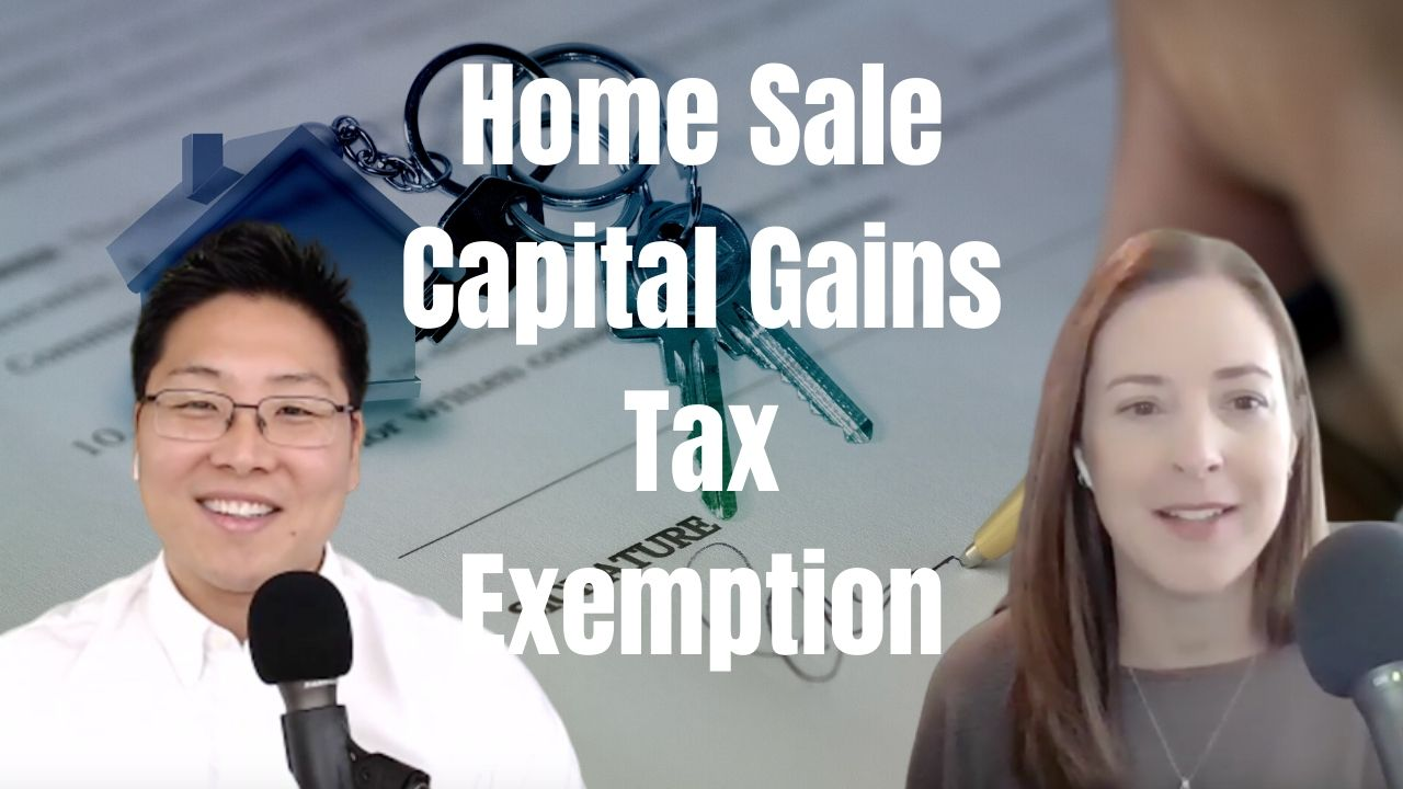 E144 What is the Capital Gains Exemption for Home Sale