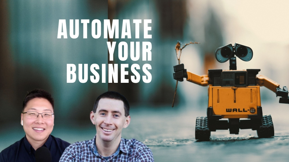 E147 Automate Your Business