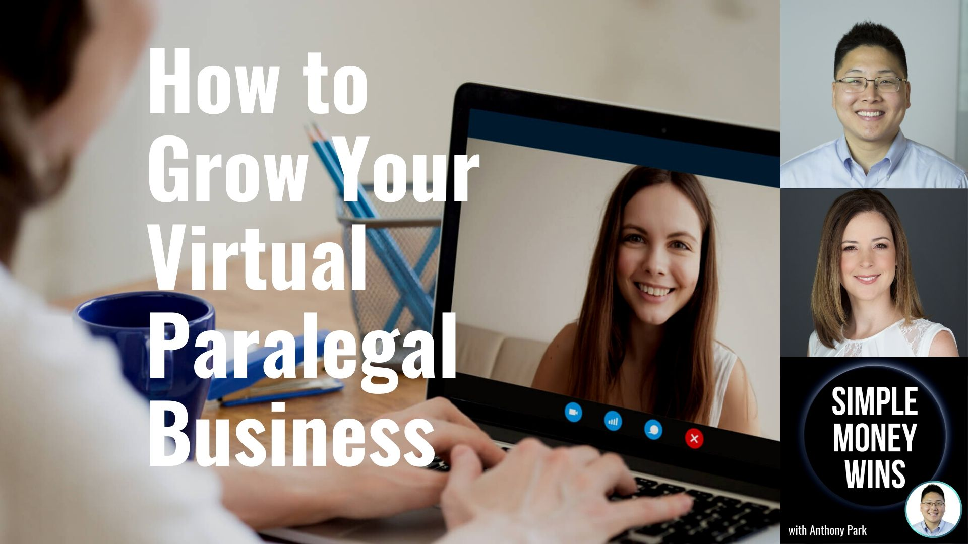 E166 How Janice Grew her Virtual Paralegal Business (Part 2)