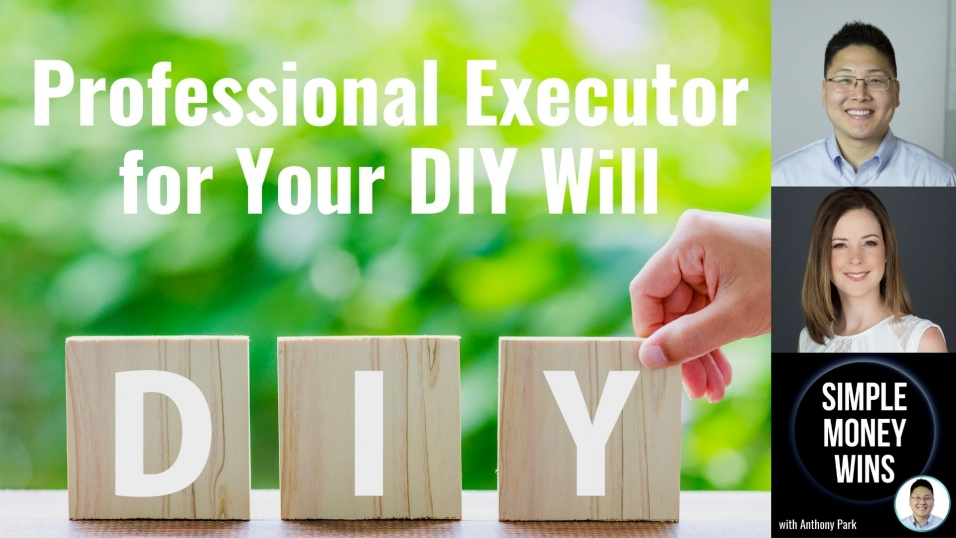 E170 How to Name a Professional Executor in Your DIY Will
