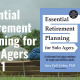 E172 Essential Retirement Planning for Solo Agers with Sara Geber Part 1