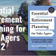 E173 Essential Retirement Planning for Solo Agers with Sara Geber Part 2