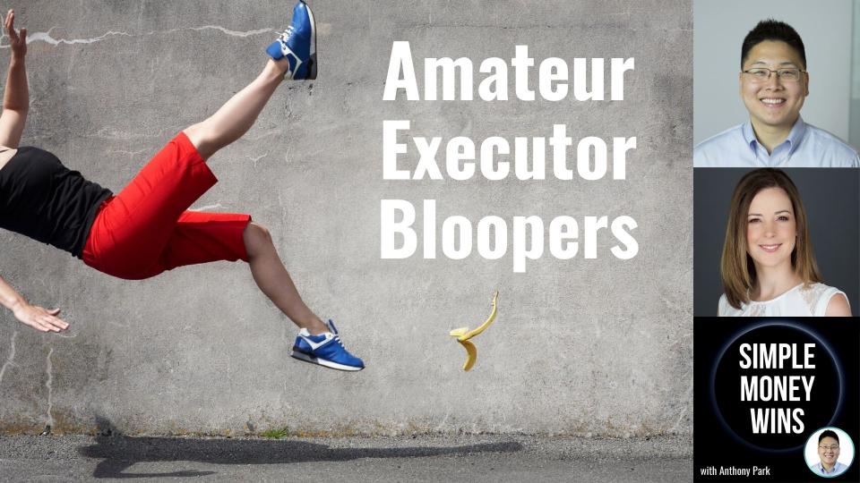 E175 Amateur Executor Bloopers