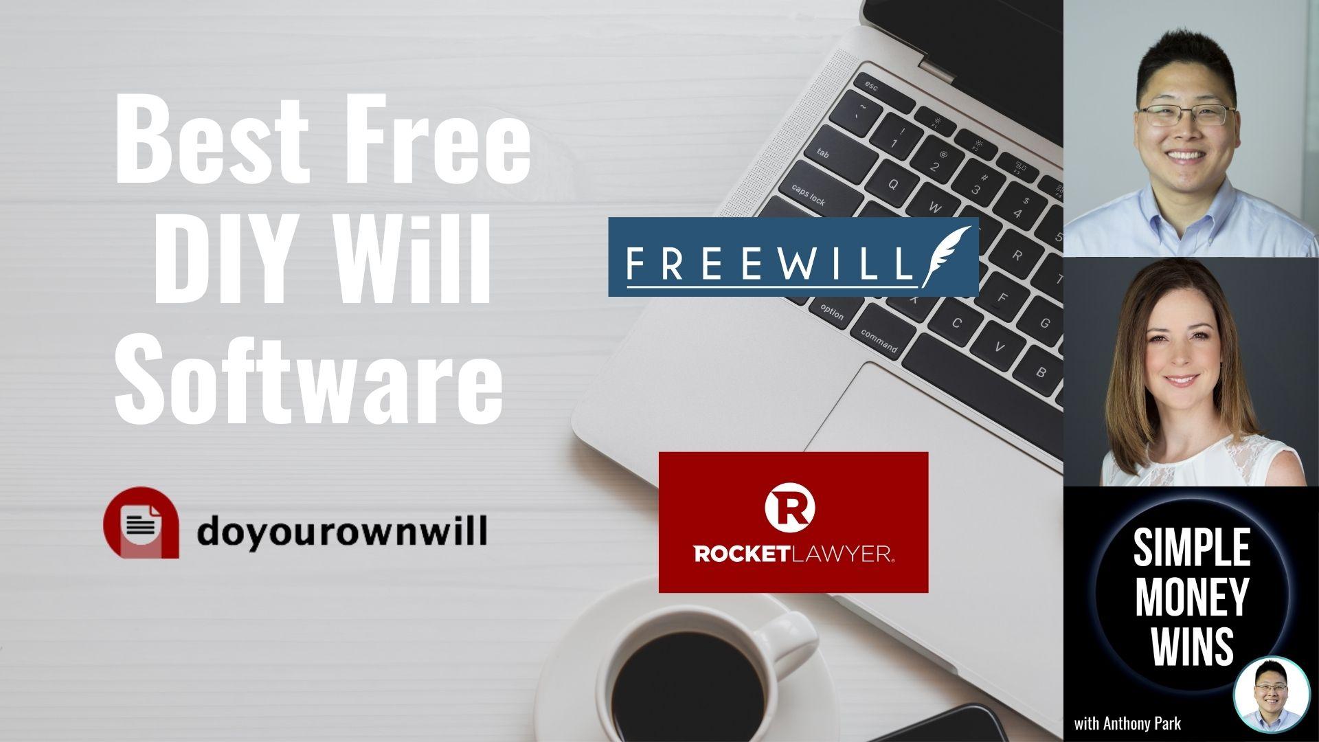 E187 3 Best Free DIY Will Software