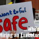 E200 Why You Can Feel Safe Hiring an Executor