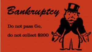 What's an insolvent estate?