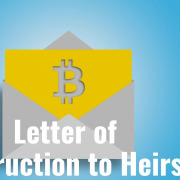 E218 Bitcoin Letter of Instruction to Heirs