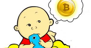 Explain bitcoin to a child