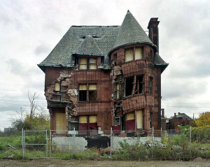 Letting the home fall apart