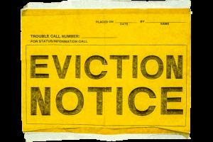 Tenants in probate property