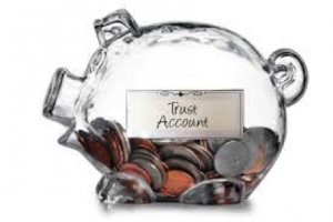 What is a trust account?