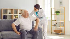 Can a caregiver inherit?